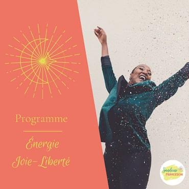 Programme Cadeau : Énergie, Joie, Liberté